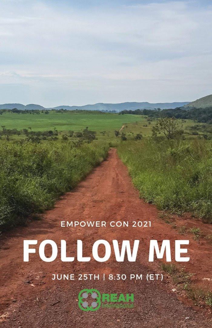 Empower Con 2021: Follow Me